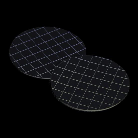 MCE rácsozott membrán szűrőlap, fekete, 0,45μm, 47mm